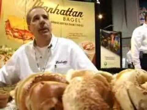 Manhattan Bagel Franchise, Where Bakery Meets Cafe