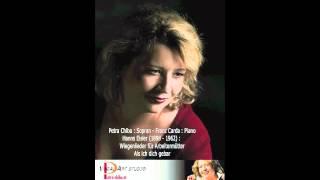 Petra Chiba - Wiegenlieder für Arbeitermütter - 2. Als ich dich gebar (Hanns Eisler)