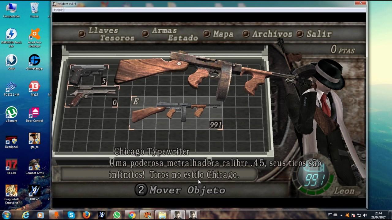 Resident evil 4 ultimate hd edition game trainer v1. 0 +4 trainer.