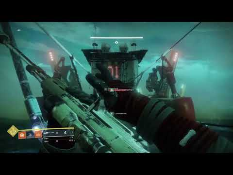 Destiny 2: Riptide, Restore power to the station mission
