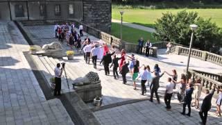 Ślub w zamku Moszna - Virginia i Łukasz | Foto-Medium.pl