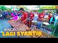 LAGI SYANTIK   Angklung Malioboro  Gambang Bambu nya Bikin Musik Tambah Gurih  CAREHAL Jogja