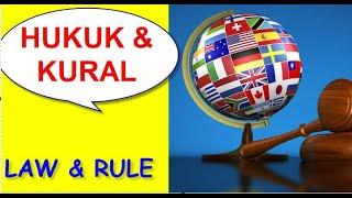 Gambar cover Hukuk 2 Dakikada # 8 Hukuk Kurallarının Çeşitleri, Emredici,Yorumlayıcı,Tamamlayıcı Hukuk Kuralları