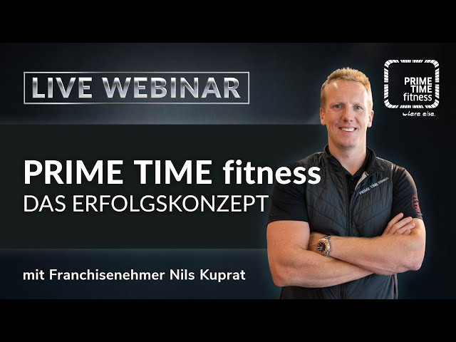 PRIME TIME fitness - Das Erfolgskonzept