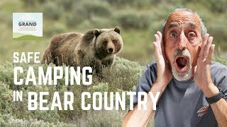 Ep. 113: Safe Camping in Bear Country | RV camping tips tricks how-to