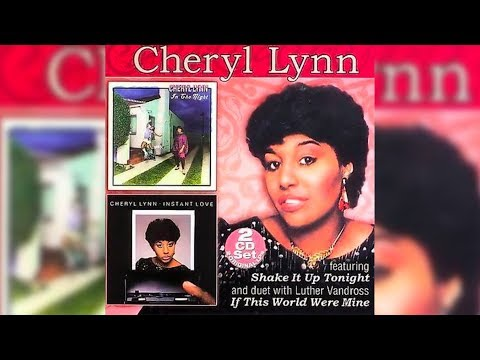 Cheryl Lynn - Shake It Up Tonight