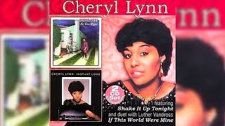Watch Cheryl Lynn Shake It Up Tonight video