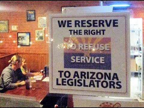 Mama Weighs in on Arizona Anti-Gay Law