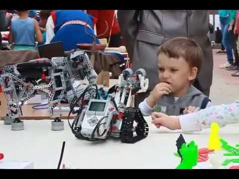 День города, Бирск 2016 Birsk-Robotics Vk.com/robotbirsk
