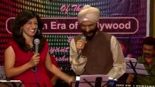 Yaad Kiya dil ne kahan ho tum by Gurdeep & Mona at Jashn 3