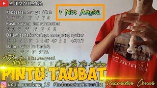 ZIVILIA - PINTU TAUBAT (Recorder Cover By Aji Maulana)