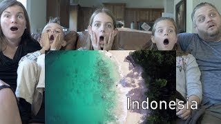 Download lagu REACTION TO WONDERFUL INDONESIA