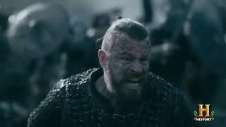 Vikings: Alfred vs Harald Finehair (Battle of Marton) 5x15