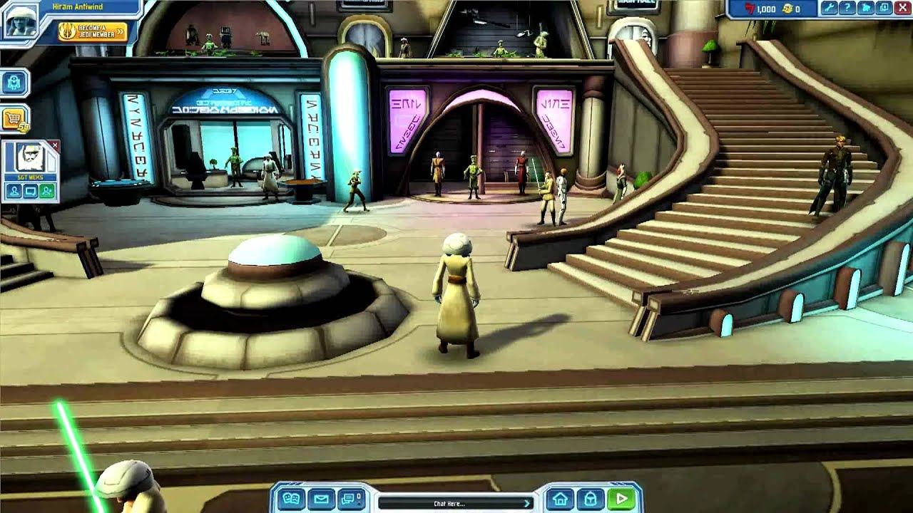 Star Wars: Clone Wars Adventures Review - YouTube
