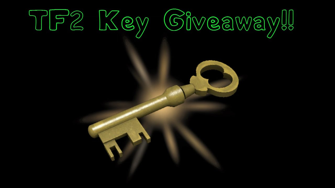 tf2 how to get keys