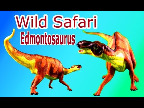WILD SAFARI / Edmontosaurus - Review #92 (german)