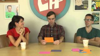 Awkward Greetings & Real LIfe Hunger Games - CollegeHumor Comment Show