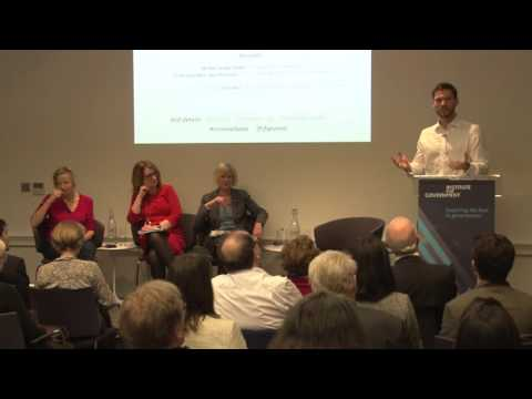 Tom Gash book launch Criminal: The truth about why people do bad things