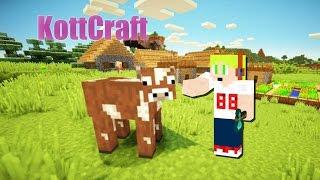Minecraft På Svenska KottCraft EP 1 - Rundtur!
