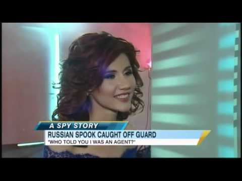 Anna Chapman the Caught Russian Spy Enjoys Spotlight