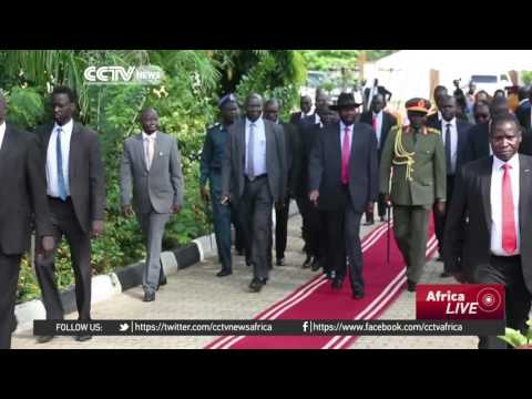 South Sudan's President Kiir calls for national dialogue to end ongoing violence