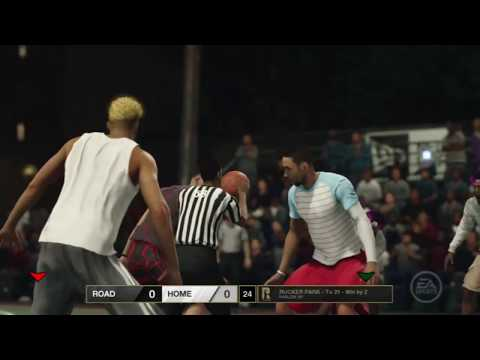 NBA LIVE 18- PLAYING WITH  FRIENDS!!!