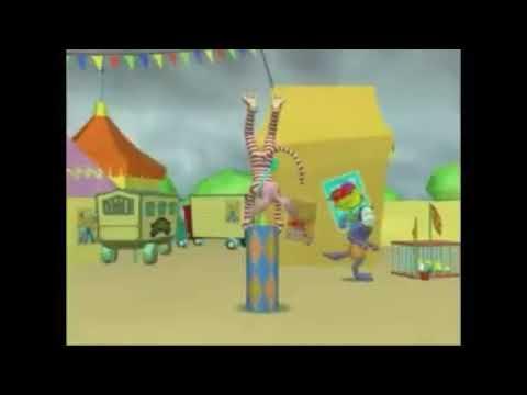 Popee the performer episodio 3 - Acrobatics