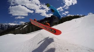 Transworld Snowboarding 20 Tricks Volume 7 Beyond Basics (Trailer)