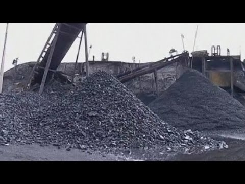 Mountaintop Removal Coal Mining US Group Attacks Chinese Coal Company