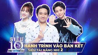Siêu Tài Năng Nhí Mùa 2 - Tập Đặc Biệt 4 Full HD