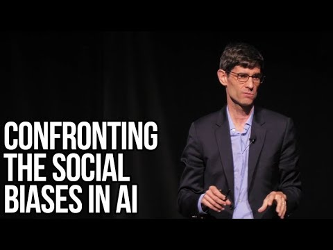 Confronting the Social Biases in AI | Nicholas Thompson