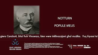 Popule Meus - Vincenzo Carabott