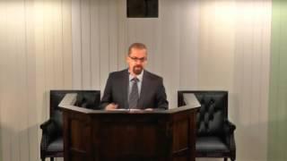 Kirchlicher Unterricht am 4. Oktober 2015 • Von der Heiligung und den guten Werken