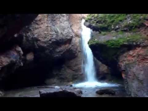 Grotto Falls Hike by Utah Valley Hiking