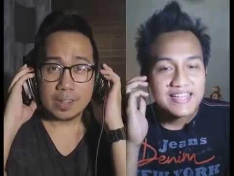 Nyanyi bareng Adera di Happy show TransTV