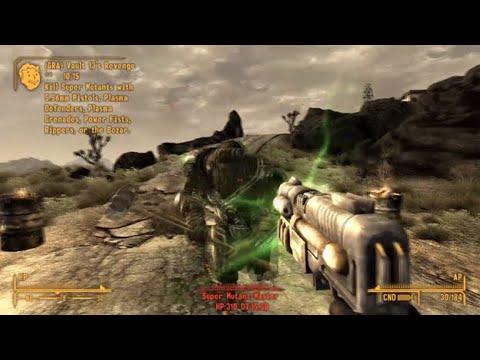 Fallout: New Vegas - Gun Runners' Arsenal Challenges – Vault 13's Revenge ★★ |