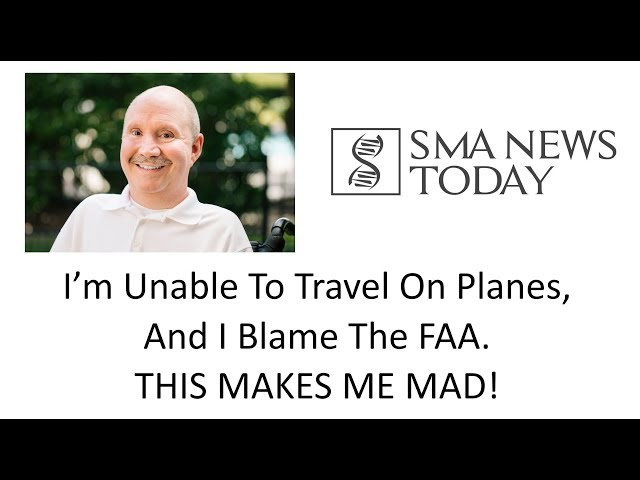 The Morale Monologue #27 - I Am Unable To Travel On Planes And I Blame The FAA