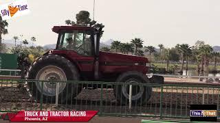 Truck & Tractor Racing