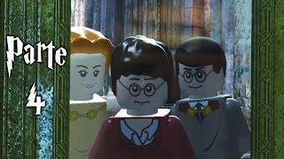 #4 LEGO Harry Potter: Years 1-4 - A Seção Restrita