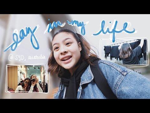 A Day In My Life: Australia Edition (college Abroad)