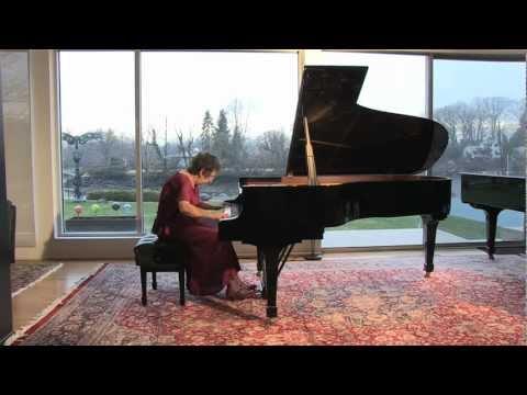 """All-Debussy program (2/4)  """"Six Préludes"""" - Juana Zayas"""