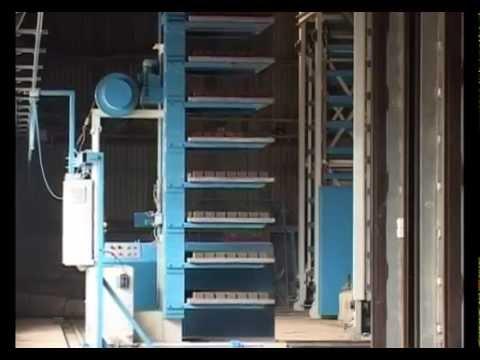 Concrete block making plant METALIKA VPS 5000 automatic