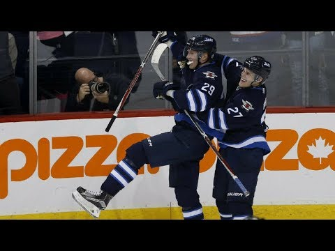 Most Memorable Goals from the Winnipeg Jets (until 2017)