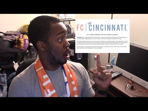 FC Cincinnati - THE SERVERS HAVE FALLEN!