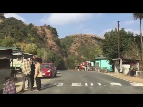 Journey from Cherrapunji to Shillong