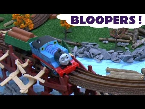 Funny Thomas & Friends Bloopers Accidents Dinosaurs Tom and Jerry Monsters University Tom Moss