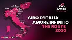Giro d'Italia 2020 | The Route