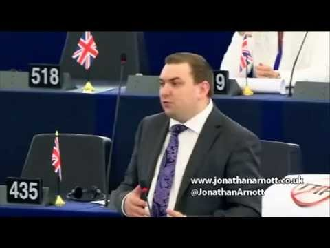 The wider questions about fraud and corruption in the EU - Jonathan Arnott MEP