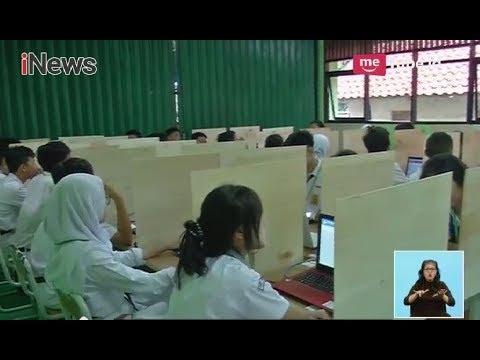 Komputer Terbatas, SMPN 1 Jakarta Adakan Dua Sesi Untuk UNBK - INews Siang 23/04