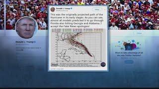 NOAA criticized for President Trump's Hurricane Dorian tweet | 10News WTSP